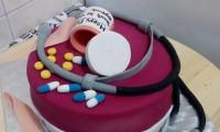Tarta Enfermera 2