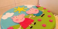 Tarta Peppa Pig 3