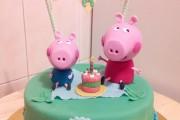 Tarta Peppa Pig 4