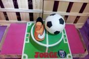 Tarta Fútbol