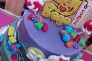 Tarta Candy Crush 2